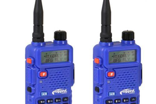 Rugged Radio Pair