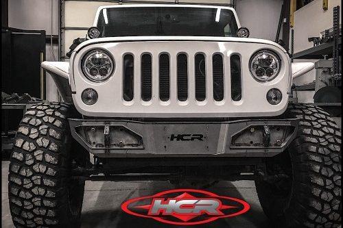 HCR Front Bumper