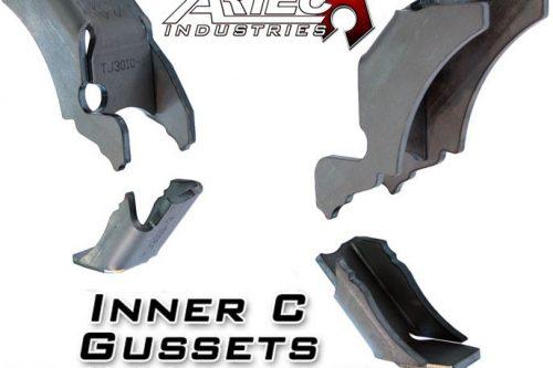 Inner C Gussets