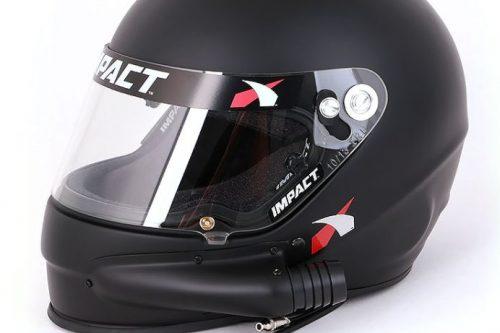 Rugged Radios Side Air Helmet